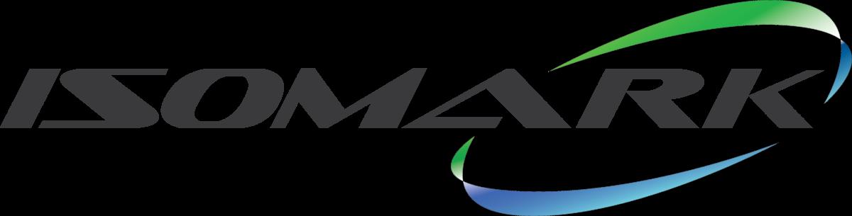 Logo that says: Isomark