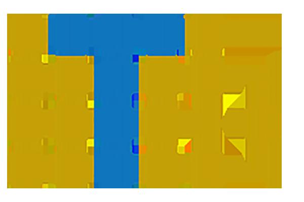 I-Corps logo pattern