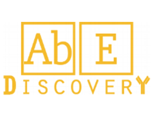 Logo that says Ab E Discovery