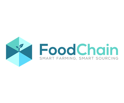 Logo that says FoodChain