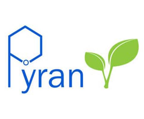 Logo that says Pyran