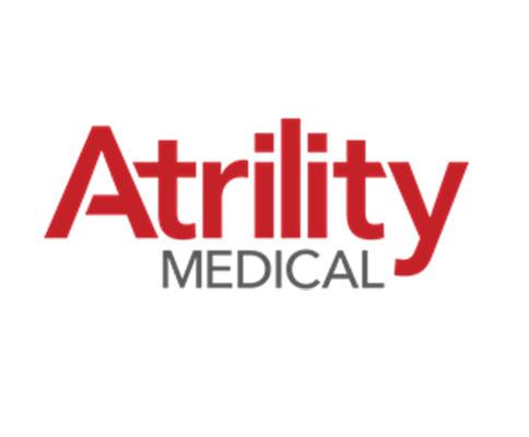 Logo that says Atrility Medical