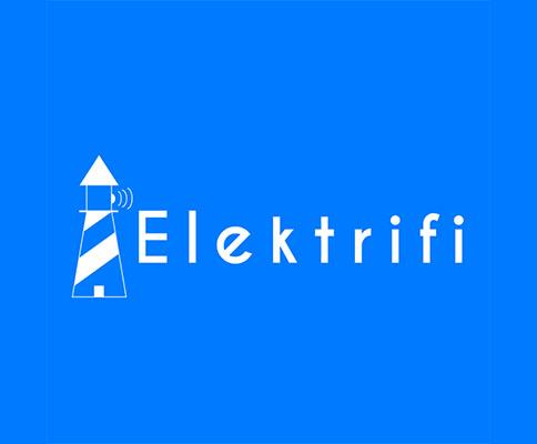 Logo that says Elektrifi
